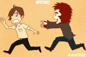 Impatience - We Are Scientists by hasze