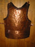 Copper chestplate by Sebbal