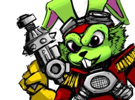Bucky O'Hare by Ryan-Renders