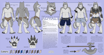 Kovalt Ref Sheet Commission by Shattered-Earth