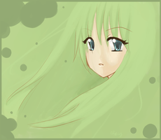 Face Practice: Green by Bathony