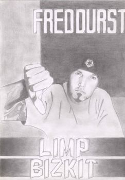 Fred Durst by slaveoffear
