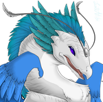 Flightrising- Svelina the Skydancer by Lucieniibi