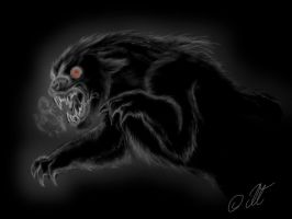 Hellhound by Demondes