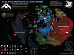 Homeworld Universe Map V.1 by Norsehound