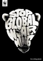 STOP GLOBAL WARMING by dzeri