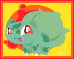 Bulbasaur by Child-Of-Neglect