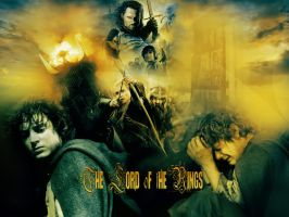 The Lord of the Rings by angie-sg