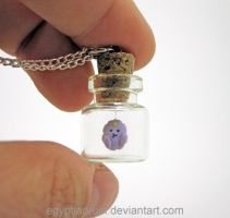 Oh My Glob LSP Bottle Necklace by egyptianruin