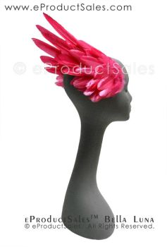eProductSales Bella Luna Bright Pink Head Wings by eProductSales