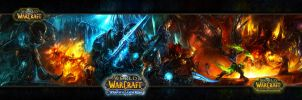 WoW Panorama Wallpaper by ShadorX