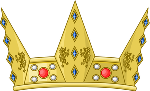 King's crown - request by Leoninia