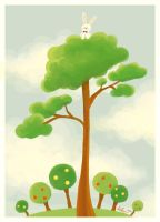 tale of the tallest.. - deWhin by childrensillustrator