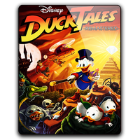 DuckTales Remastered Icon2 by dylonji