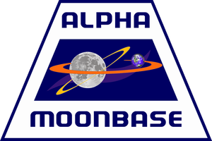 Alpha Moonbase Season 2 Insignia by viperaviator