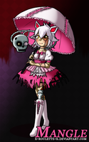 FNAF Human!Mangle (Female Ver.) by x-Roulette-x