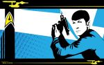 Vulcan's Never Bluff by artist Tom Kelly by TomKellyART