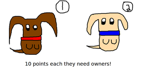 adoptable 10 points each! by 100billionpoints123