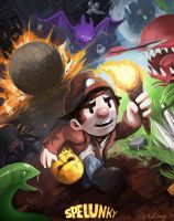 Spelunky by Cryotube