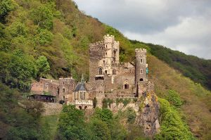 Castle - Rhineland by Lauren-Lee