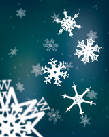 Snowfall by pica-ae