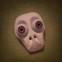 clay face by ConniBerlin
