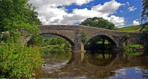 Lowgill and Howgill Bridge by SilverShadow17