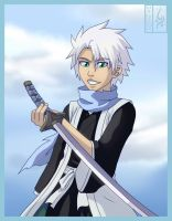 Bleach: Toshi's New Look by AealZX