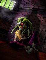 Joker by marespro13