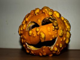 Sick Pumpkin by Dkersys