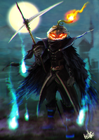 Jack-O-Hunter by Enigmasystem
