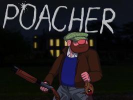 Poacher by kdanielss