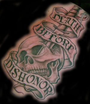 Dagger Tattoos on Skull Dagger Tattoo    Photos Abauth Everything