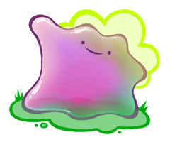 Wild Ditto Appears