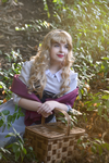 Sleeping Beauty - Briar Rose III by Cat-sama