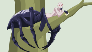 Hanging Out in A Tree Base by TFAfangirl14