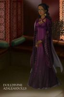 Taena of House Merryweather by DaenatheDefiant