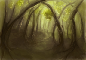 Forest by sc189