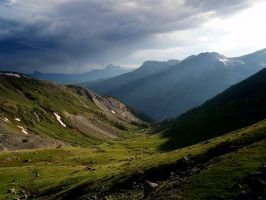 Kendal Mountain, Colorado by theragequeen