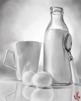 value study still life by CobyRicketts