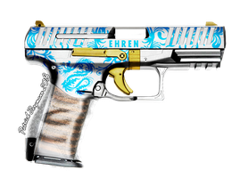 PPQ 9mm Platnum HONOR Edition by PatB91