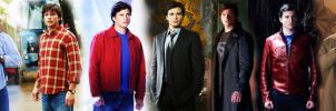 Smallville: Clark Evolution by Kyl-el7