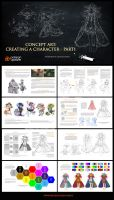 Character design - part 1 by oione