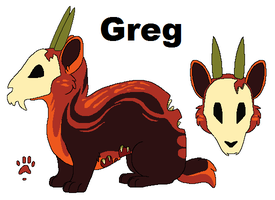 Greg Ref by Miiroku