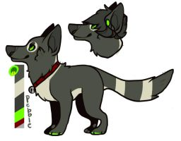 Original Character for Sale - Pebble [CLOSED] by Cotton-Bean