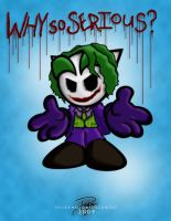Why SoSerious Fella? by po-go