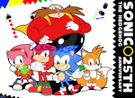 Sonic 25th Anniversary by Togekisser