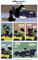 I'm Batman by The-BlackCat