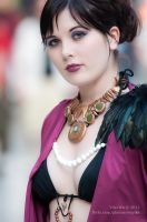 Morrigan Dragon Age Cosplay by GraceyDarling