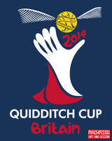Quidditch Cup by machmigo